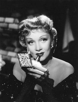 Marlene Dietrich, 1946 van Bridgeman Images