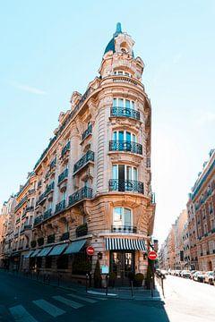 Paris sur Martijn Kort