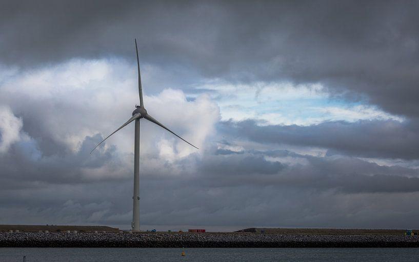 windmolen van wim harwig