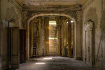 villa abandonnée sur Kristof Ven