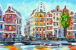 Amsterdam von Corrie Leushuis