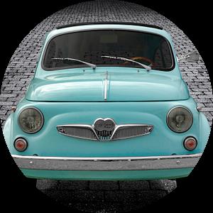 Steyr-Puch 500 van aRi F. Huber