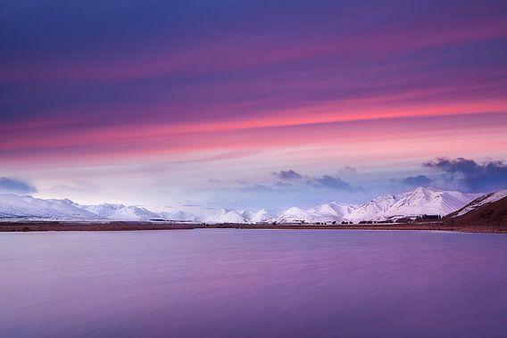 Maori lake New Zealand