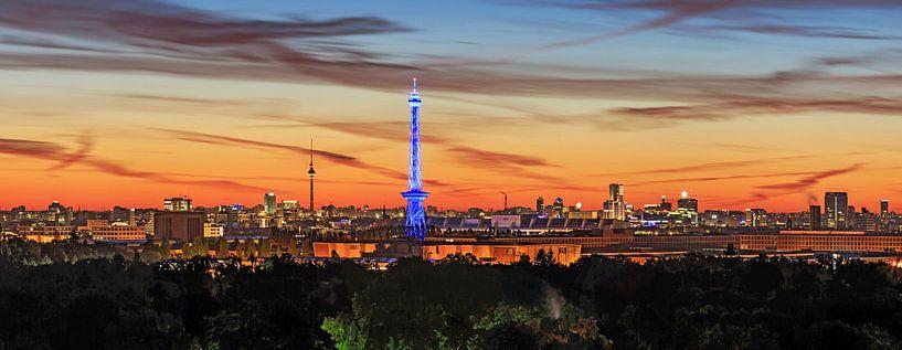 Le ciel de Berlin sur Frank Herrmann