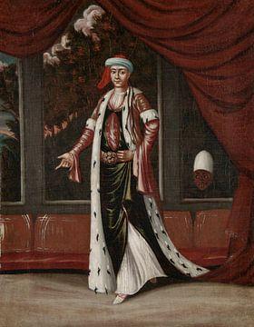 Die Sultaninmutter, Jean Baptiste Vanmour
