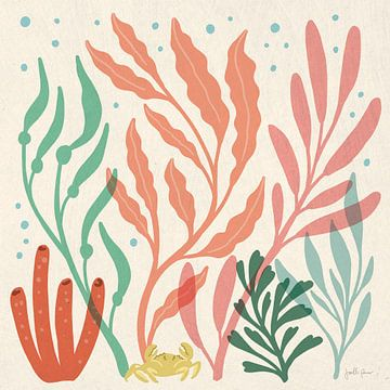 Onder de zee vii, Janelle Penner van Wild Apple