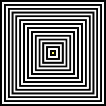 Genesteld in het centrum 01x01 N=14 Y. van Gerhard Haberern