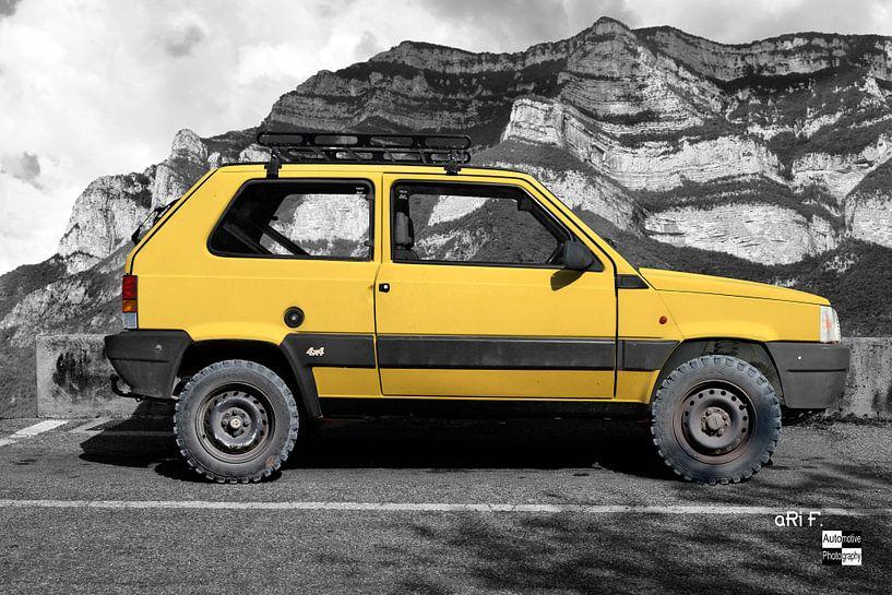 Fiat Panda 4x4 von aRi F. Huber