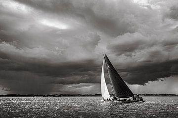 Gewitter auf dem Slotermeer von ThomasVaer Tom Coehoorn