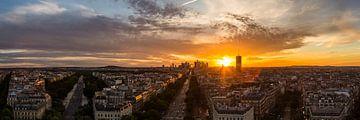 La Défense, Paris sur Melvin Erné
