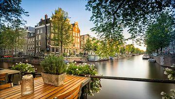 Amsterdam - take a seat van Martijn Kort