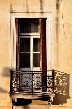 Dreamy Door / Athene/ Griekenland von Sabrina Varao Carreiro