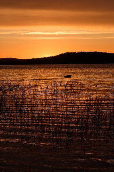 Golden Lake van Rudy De Maeyer