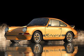 Porsche 911 Carrera von Jan Keteleer