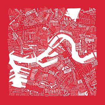 Rotterdam in woorden van Vol van Kleur