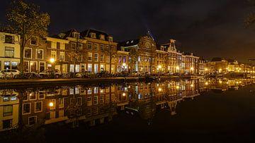 Vieux Singel Leiden sur Dirk van Egmond