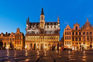 Marktplatz Grand Place, Brüssel von