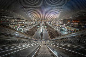 Station Luik von Gerrit de Groot