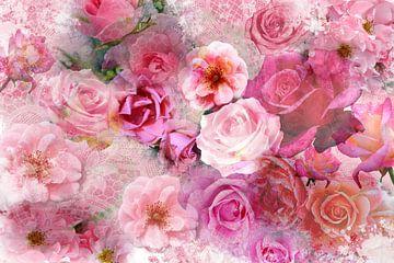 Rosenzauber von christine b-b müller