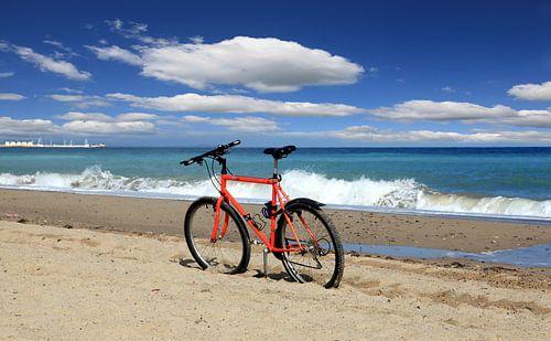 Hospitalet del Infante Spanien Meer Strand van