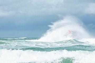 Reddingsboot SAR KNRM Frans Hogewind Terschelling van Jolanda Kleij