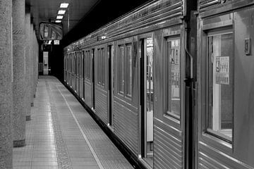 Subway 1 von Ewald Verholt