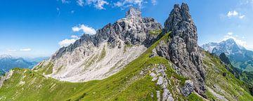 """Bergpanorama """"Kampei"""" von Coen Weesjes"""