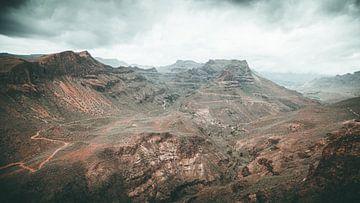 Berg landscap von Jonathan van Rijn