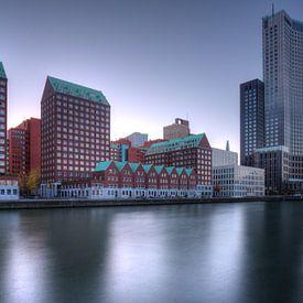 Rotterdam - Spoorweghaven van Jan Siebring