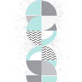 Skandinavisches Design Nr. 77 von Melanie Viola