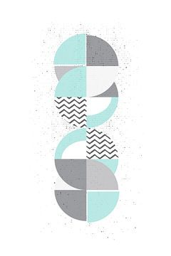Scandinavisch ontwerp nr. 77 van Melanie Viola