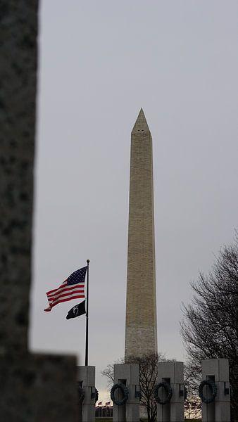 Washington Monument, Washington, Vereinigte Staaten von Joost Jongeneel