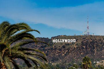 Los Angeles Hollywood sign van Keesnan Dogger Fotografie