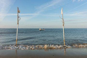 Vissersbootje von Jan Peter Mulder