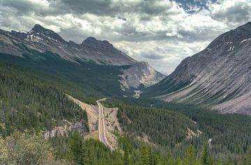 Big hill & Big bend sur