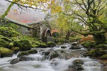 Moulin à eau de Borrowdale sur Sander Groenendijk