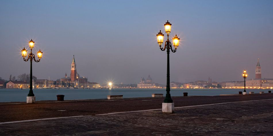Morgenstimmung in Venedig von Andreas Müller