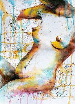 Nudo van Marcella Mandis