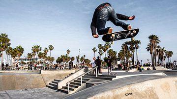 Venice beach skate park von Jasper Verolme