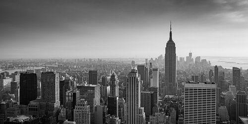 New York Panorama IX van