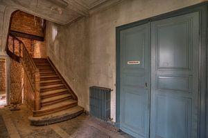 Die Treppe der Ingenieurschule