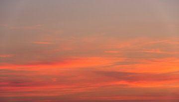 Gekleurde hemel van Daan Kloeg