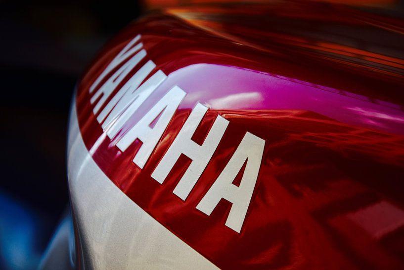 Japanse powerbike van Yamaha van Jan Radstake