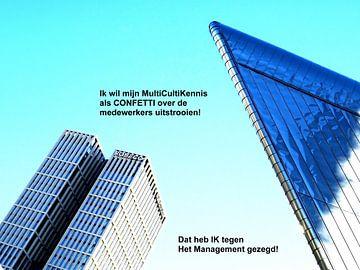 Small Talk: Kennis Als Confetti Uitstrooien! von MoArt (Maurice Heuts)
