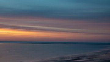 Sonnenaufgang Wattenmeer von FL fotografie
