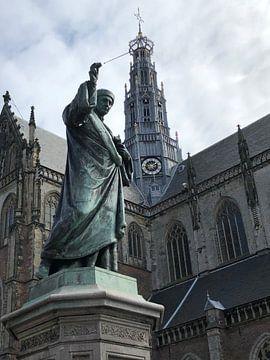 Haarlem Grote Kerk sur Marcel Ter Horst