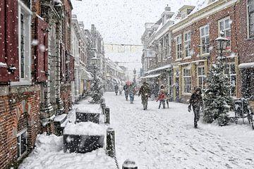 Herenstraat Voorburg van Michel Groen