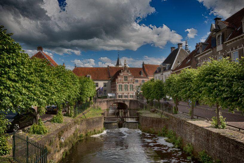 Spuisluis en Museum Flehite van Manuel Speksnijder