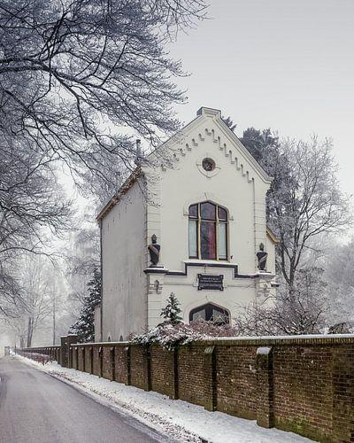 Joodse aula te Arnhem van