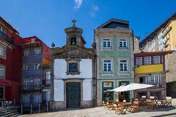 Fassaden in Porto von Antwan Janssen